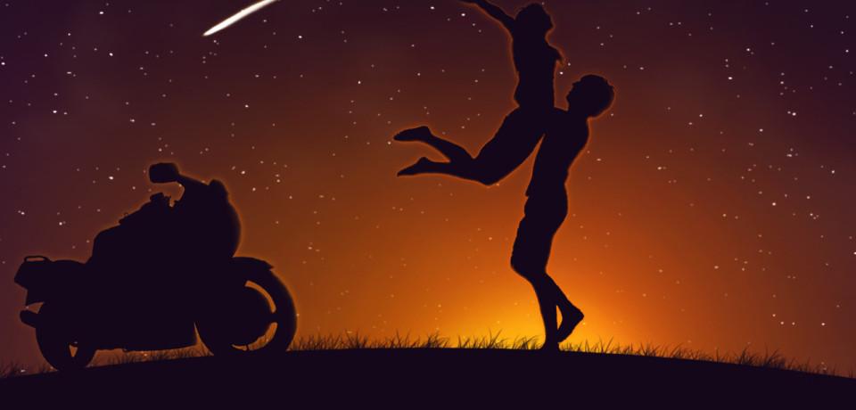 Когда любовь ворвется вдруг… стихотворение из цикла «Стихи Артура»