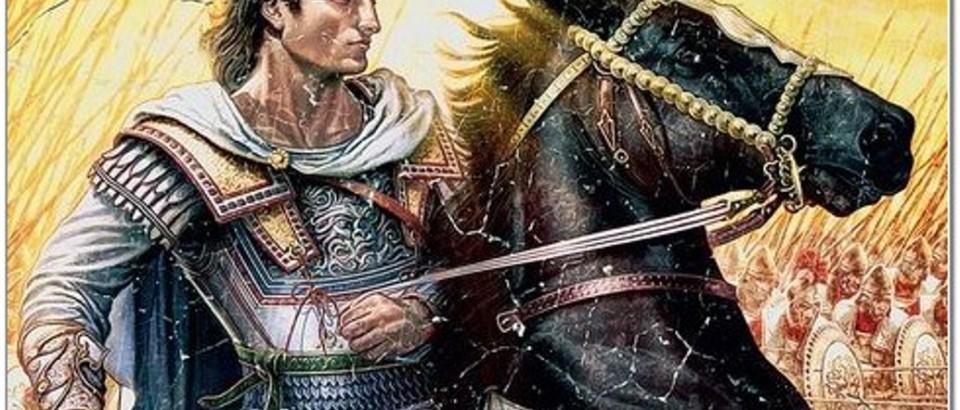 Интересные факты из жизни Александра Македонского