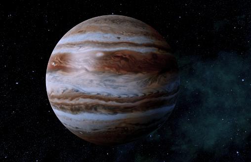 Фото Юпитера в Космосе